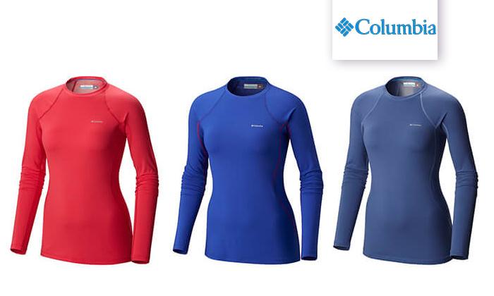 2 חולצה תרמית לנשיםColombia