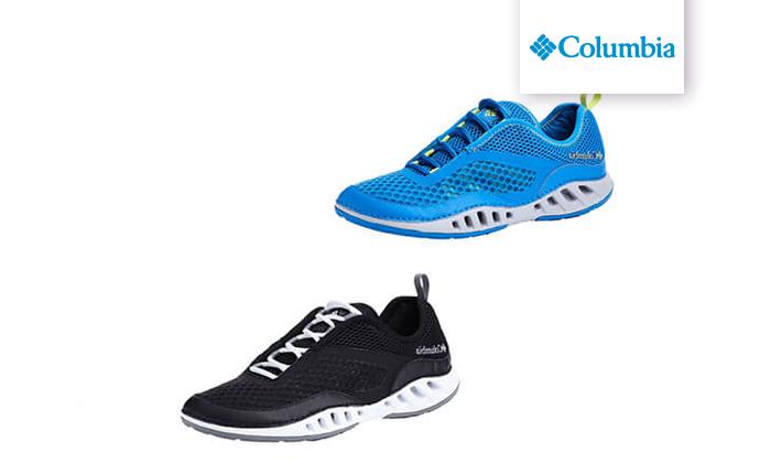 2 נעליים לגברים Columbia, משלוח חינם