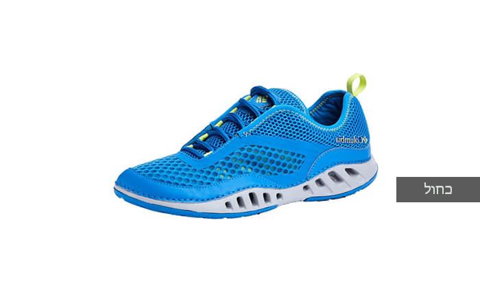 3 נעליים לגברים Columbia, משלוח חינם