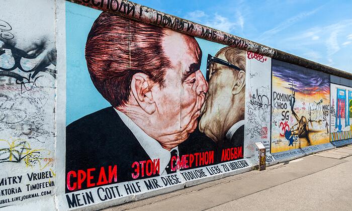 10 האתרים הכי שווים - סיור מקיף בברלין ברגל וברכב