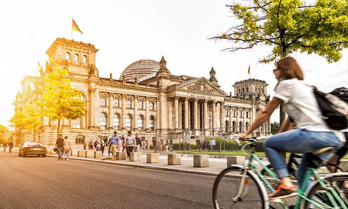 7 טיולים שונים ברכב בברלין והסביבה - הדרכה בעברית
