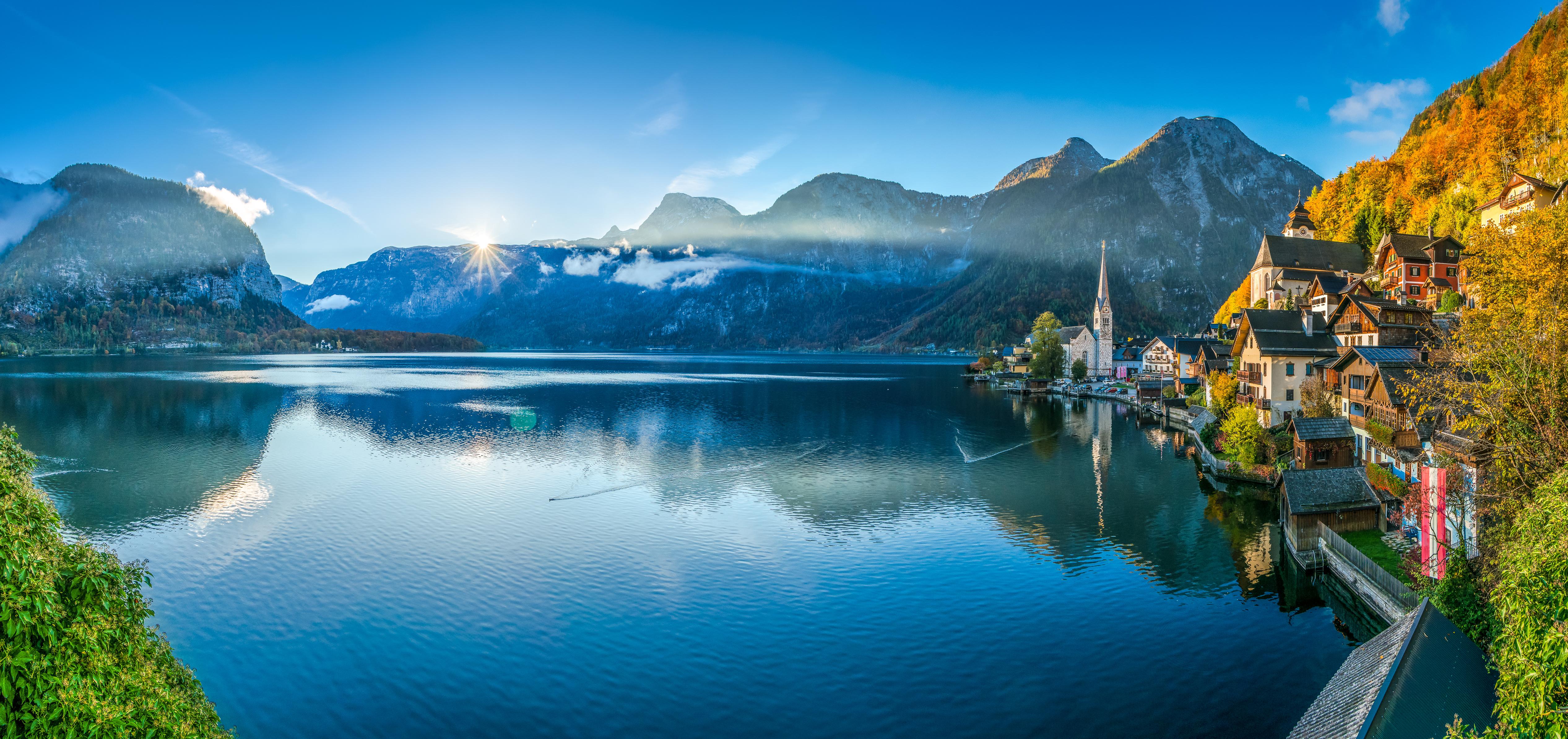 5 טיול מאורגן באוסטריה - כולל אגם כימזה, שייט וארמון לודוויג השני
