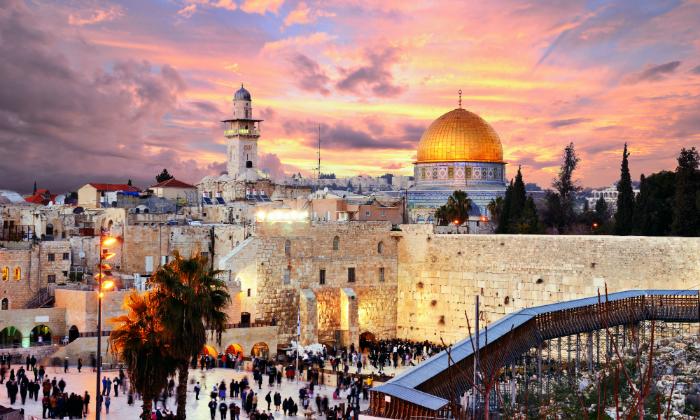 2 לילה לזוג במלון לב ירושלים