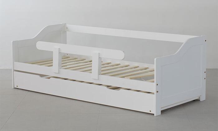 3 מיטת ילדים נפתחת מעץ מלא