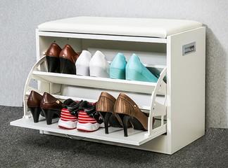 שידת התארגנות ואחסון נעליים