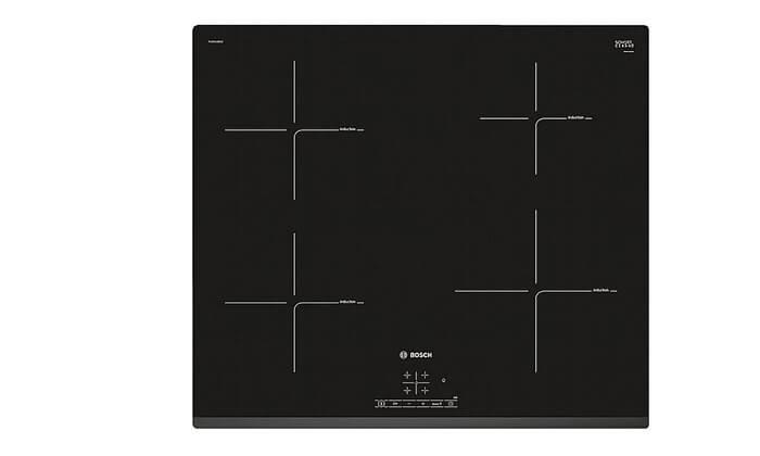 3 כיריים אינדוקציה בוש Bosch עם 4 אזורי בישול