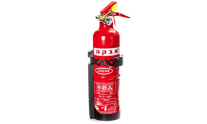 5 מטף כיבוי אש לבית ולרכב - משלוח חינם