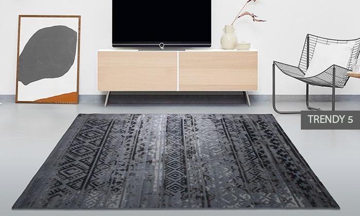 7 שטיח סלון TRENDY