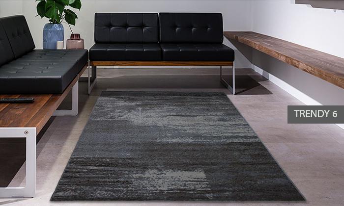 8 שטיח סלון TRENDY