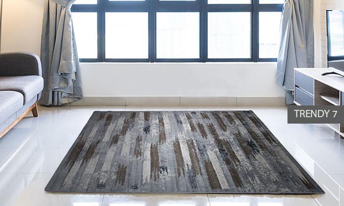 9 שטיח סלון TRENDY