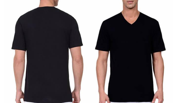 4 סט 6 חולצות גברים נאוטיקה NAUTICA, משלוח חינם