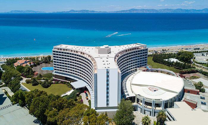 3 אולטרה הכול כלול ברודוס - מלון Akti Imperial