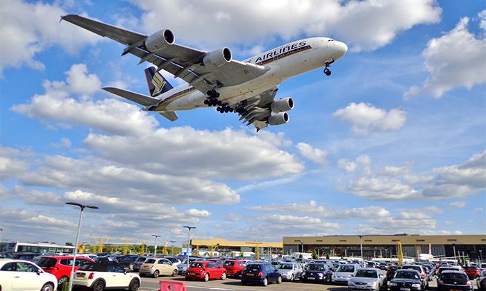 3 טסים ת'אוטו - שירות חניית V.I.P בנמל התעופה בן גוריון