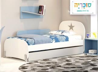 מיטת ילדים ונוער ניירובי יחיד
