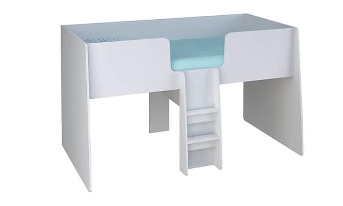 7 רהיטי סוכריה: מיטת קומפלט לחדר ילדים ונוער