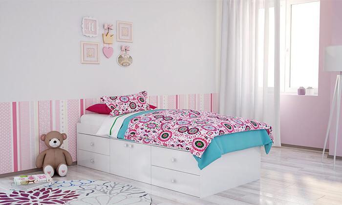 5 רהיטי סוכריה: מיטת במה לילדים ונוער