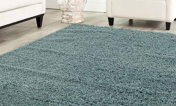 2 שטיח שאגי ענק לסלון
