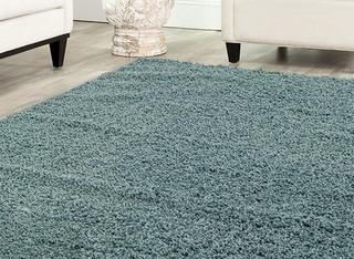 שטיח שאגי ענק לסלון