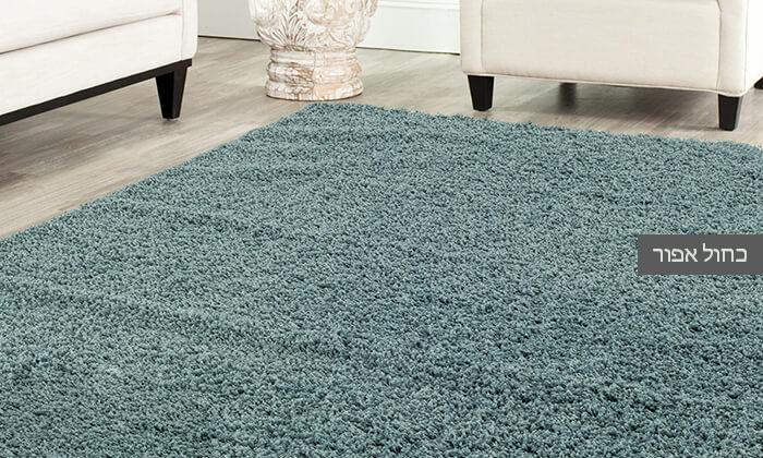 9 שטיח שאגי ענק לסלון