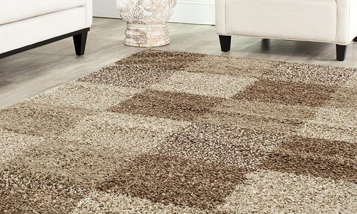 13 שטיח שאגי ענק לסלון