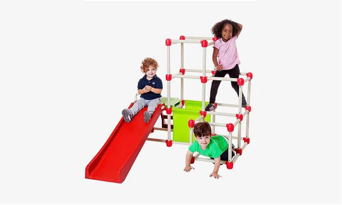 2 מתקן טיפוס לילדים מבית Lil Monkey