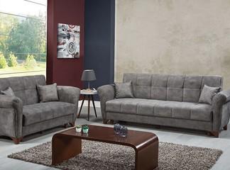 ספה דו ותלת מושבית דגם דיימונד