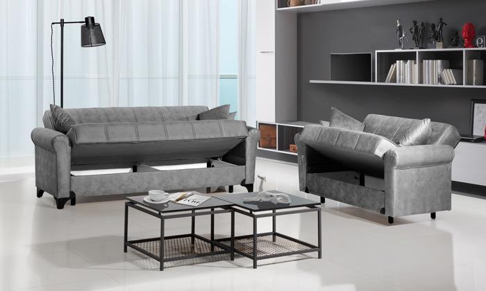 3 ספה דו ותלת מושבית LEONARDO