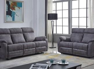 ספה דו ותלת מושבית דגם ריביירה