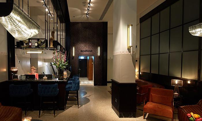 """6 Sam&Blondi - מלון בוטיק חדש בשנקין ת""""א, כולל סופ""""ש"""