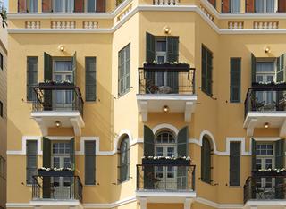 מלון בוטיק Sam&Blondi