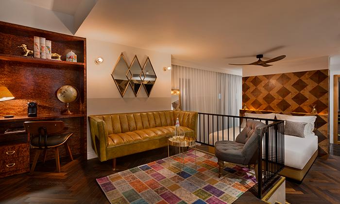 "4 Nordoy - מלון בוטיק בנחלת בנימין ת""א, כולל סופ""ש"