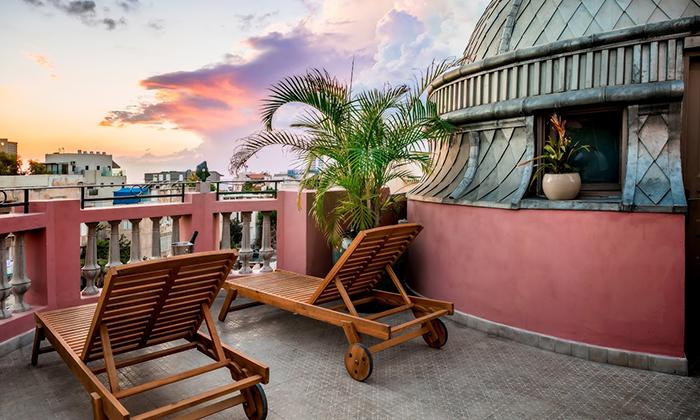 "11 Nordoy - מלון בוטיק בנחלת בנימין ת""א, כולל סופ""ש"