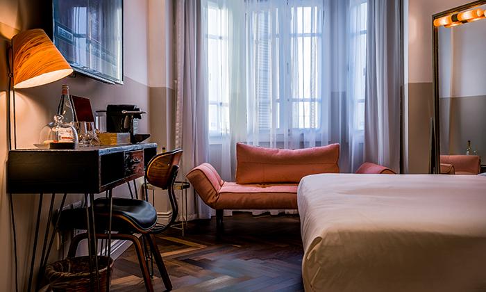 """12 סופ""""ש במלון Nordoy - מלון בוטיק בנחלת בנימין"""