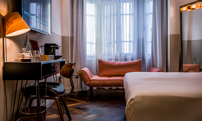 "12 Nordoy - מלון בוטיק בנחלת בנימין ת""א, כולל סופ""ש"