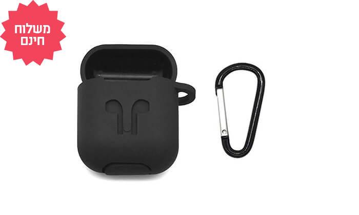 4 אוזניות Bluetooth אלחוטיות | משלוח חינם