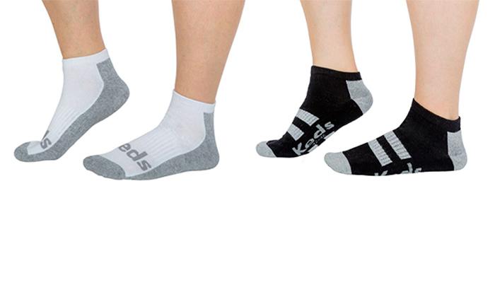 12 מארז 18 זוגות גרביים לגברים ונשים KEDS, משלוח חינם