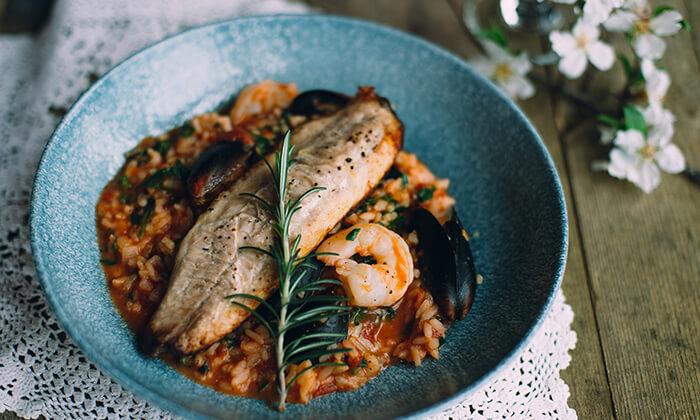 5 ארוחת פרימיום זוגית במסעדת חוות התבלינים, הגלבוע