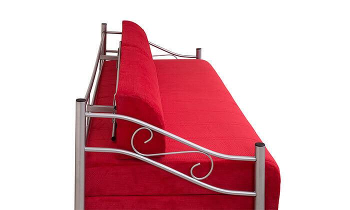 4 ספת נוער על קל נפתחת למיטה
