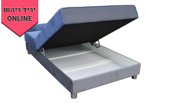 3 מיטת נוער אורתופדית ברוחב וחצי