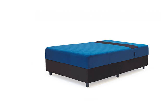 4 מיטה אורתופדית ברוחב וחצי דגם תמיר