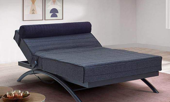 2 מיטה אורתופדית חשמלית ברוחב וחצי