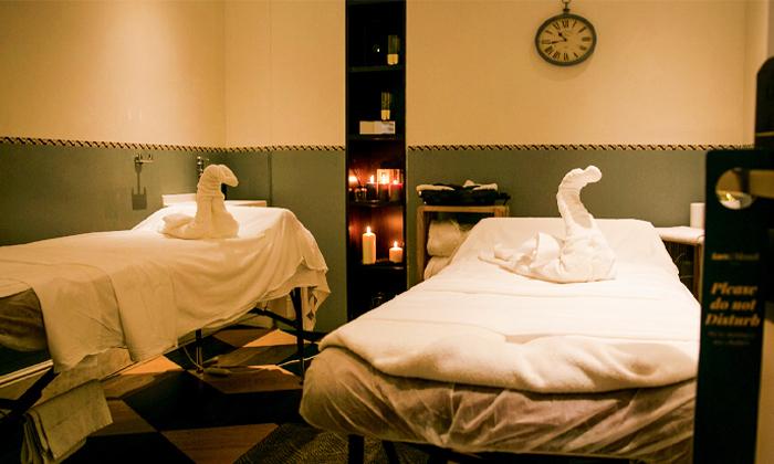 5 חבילת ספא במלון הבוטיק סאם ובלונדי, שנקין