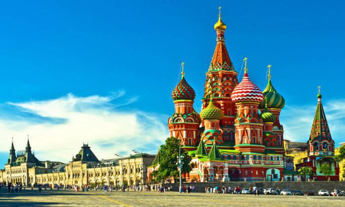 2 טיול מאורגן למוסקבה וסנט פטרסרבורג, כולל פסח וראש השנה
