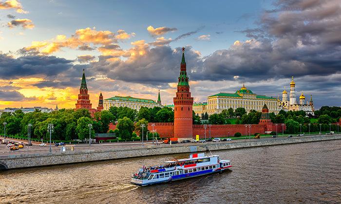5 טיול מאורגן למוסקבה וסנט פטרסרבורג, כולל פסח וראש השנה