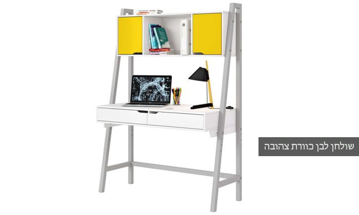 9 רהיטי סוכריה: שולחן כתיבה לחדר ילדים ונוער