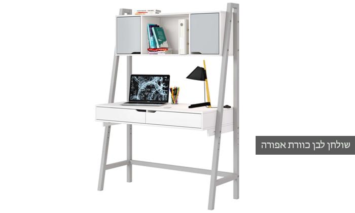 11 רהיטי סוכריה: שולחן כתיבה לחדר ילדים ונוער