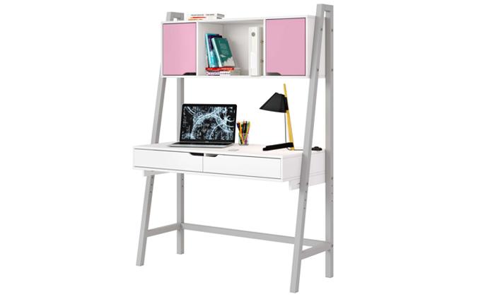 13 רהיטי סוכריה: שולחן כתיבה לחדר ילדים ונוער