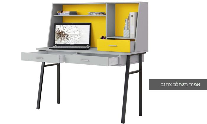 3 רהיטי סוכריה: שולחן כתיבה לחדר ילדים ונוער