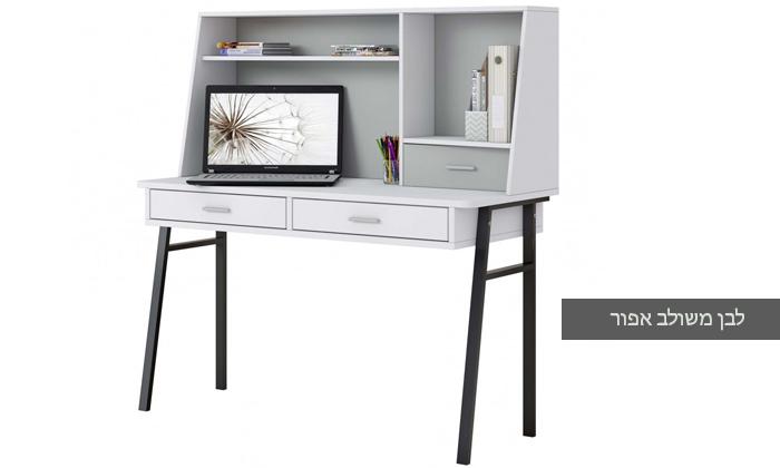 5 רהיטי סוכריה: שולחן כתיבה לחדר ילדים ונוער