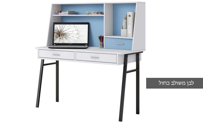 6 רהיטי סוכריה: שולחן כתיבה לחדר ילדים ונוער